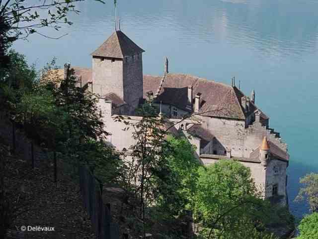 Castle of Chillion (CH)